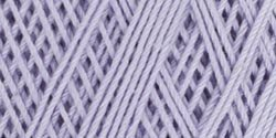 Coats Crochet Knit-Cro-Sheen Crochet, Cotton Size 10, Lilac