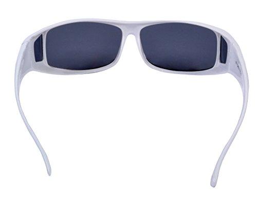 Hommes à côté avec Lunettes Femmes et Le Eyewear la Blanches Pied UV400 Course pour sur la etc Cyclisme solaires Soleil Lunettes Protection POLARISÉES Sport Rapid pour Conduite DE q68xwwF