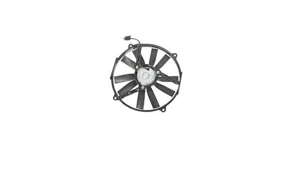 Amazon com: Mercedes w124 w126 Auxiliary Fan Assembly: Automotive