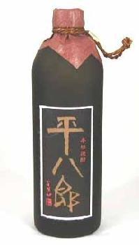 京屋酒造 芋焼酎 黒麹仕込み 平八郎 720ml