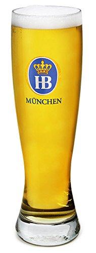 Hofbrauhaus German Beer Pilsner Glass - German Pilsner Beer