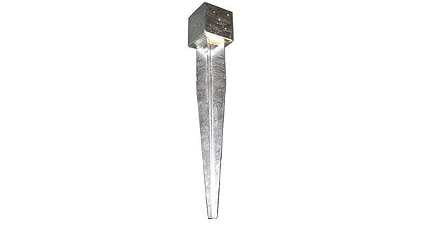 5-1//2-inch Square, OZCO 30410 T6-700 OZ-Post Anchor 1 per Pack