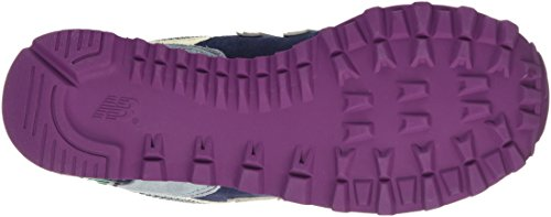 New Balance Nbwl574tsy, Zapatillas para Hombre Azul / Turquesa / Blanco