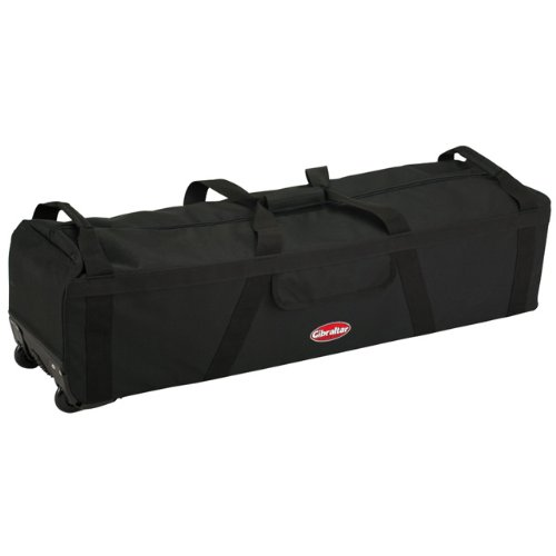 - Gibraltar GHLTB Long Hardware Bag with Wheels