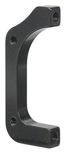 Tektro Rear 180mm Post Mount Adaptor for Disc Brakes Black