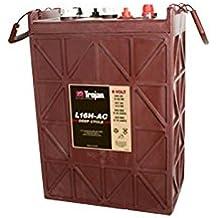 Trojan L16H-AC Flooded Lead Acid Deep Cycle Battery 6V 435Ah FAST USA SHIP