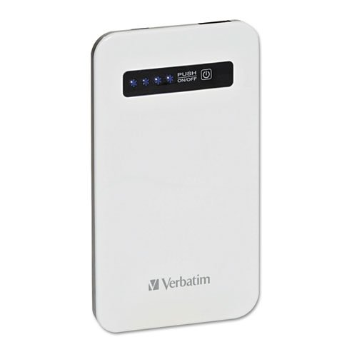 verbatim portable power pack - 7