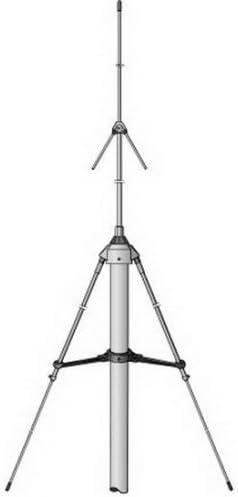 Sirio Star Duster M de 400 Lambda 1/4 Ondas CB estación de antena para 26,5 – 30 MHz