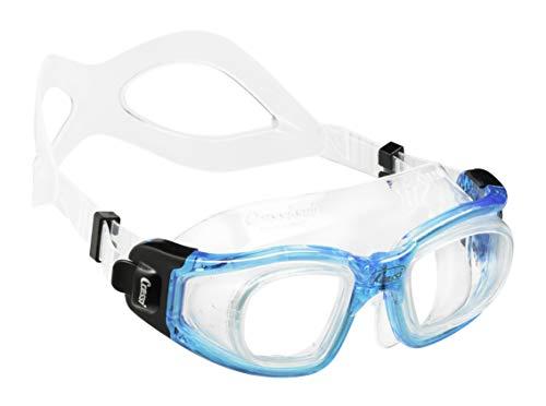 Cressi Galileo - Gafas de Natación Unisex con Vidrio Templado