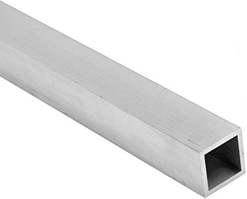 Riggatec Tube daluminium Carr/é 30x30x3mm Longueur 2,0 m
