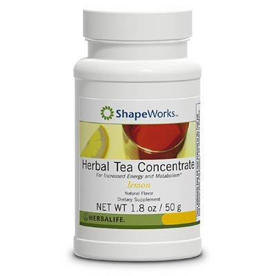 Herbalife, Herbal Concentrate Tea