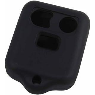 Sale KeyGuardz Black Rubber Keyless Entry Remote Key Fob Skin Cover Protector