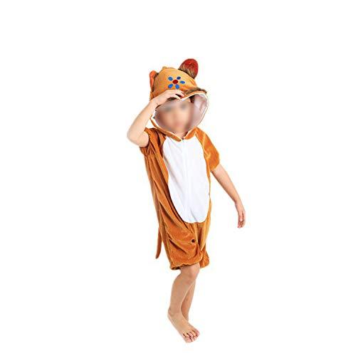 (Halloween Cosplay Jumpsuit Animal Performance Costume Long Sleeve One)