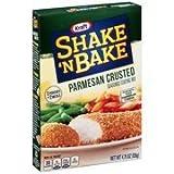 shake and bake chicken - Shake 'N Bake Seasoned Coating Mix, Parmesan, 4.75-Ounce Boxes (Pack of 8)
