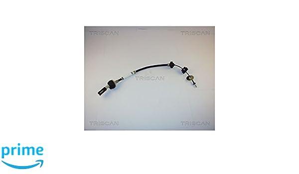 Triscan 8140 28237 Cable de accionamiento, accionamiento del embrague: Amazon.es: Coche y moto