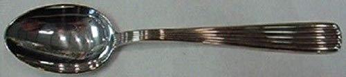 America By Schiavon Italy Sterling Silver Demitasse Spoon 4 3/8'' Flatware