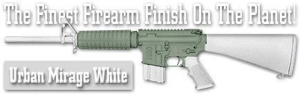DuraCoat Firearm Finish - 4 oz Bottle with Hardener (29 - Urban Mirage - Finish Mirage