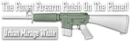 DuraCoat Firearm Finish - 4 oz Bottle with Hardener (29 - Urban Mirage - Mirage Finish