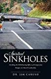 Spiritual Sinkholes, Jim Caruso, 1613798059