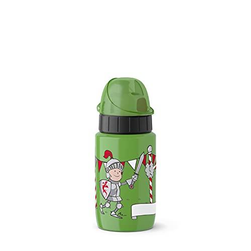 EMSA Drink2Go Light steel bidón de agua 0,4 ml Senderismo Multicolor Acero inoxidable - Bidones de agua (0,4 ml, Senderismo, Multicolor, Acero inoxidable, Niño, Niño)