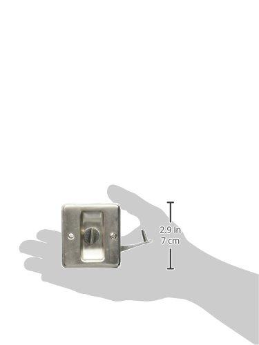 H Satin Lock