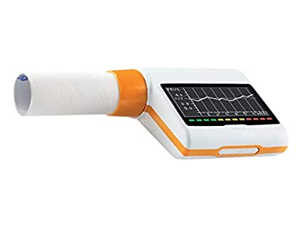 spirotel 33471espirómetro con software winspiropro