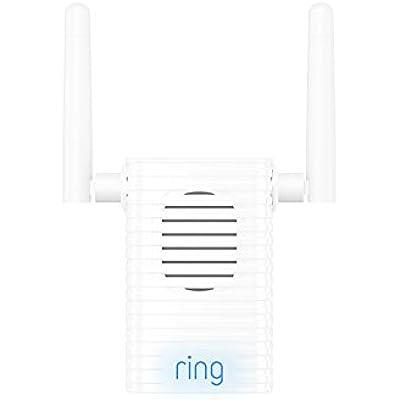 Ring Chime Pro, timbre interior y repetidor de wifi, blanco