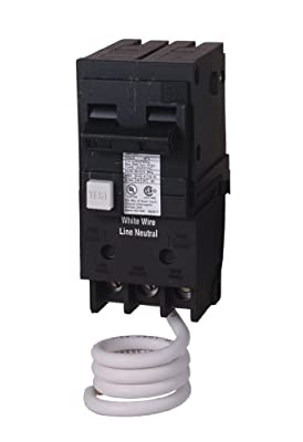 QE260 60-Amp Double Pole 240-Volt Ground Fault Equipment Protection Circuit Breaker