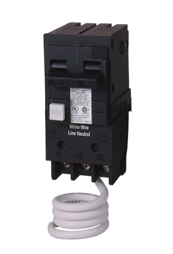 Siemens QF260 60-Amp 2 Pole 240-Volt Ground Fault Circuit Interrupter (Discontinued by Manufacturer) (Siemens Breaker Line)