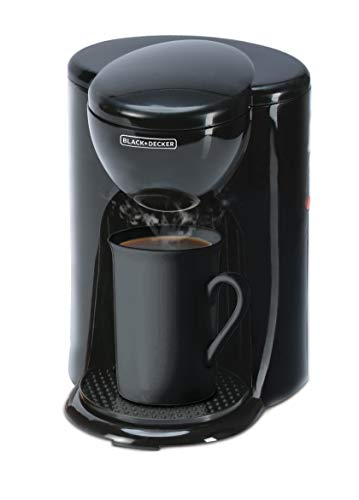 Black-Decker-Appliances-DCM25-IN-330-Watt-1-Cup-Coffee-Maker