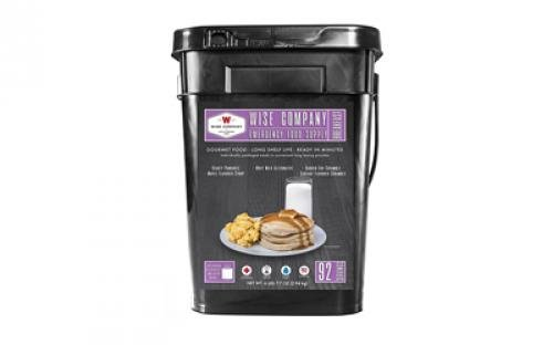 Wise Company 92 Serving Breakfast Bucket Hunting Targets And Accessories