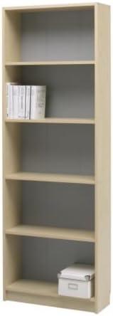 IKEA KILBY - Librero, efecto abedul - 67x194 cm