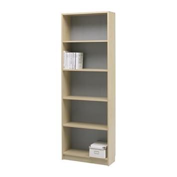 Ikea Kilby Bibliotheque Effet Bouleau 67x194 Cm Amazon Fr