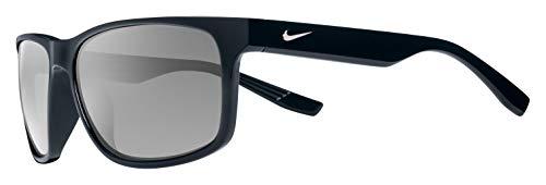 Nike Cruiser Square Sunglasses, Black, One Size (Nike Training Glasses)