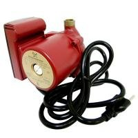 Grundfos UP15-18B5/LC Bronze Circulator Pump, 1/2'' Sweat, 1/25HP, 115V, Line Cord (59896211) by Grundfos