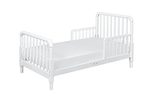 DaVinci Jenny Lind Toddler Bed, White Review