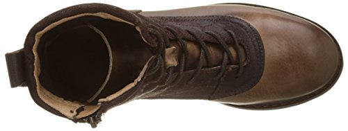 Bottines Mex Bunlap Palladium Brown Marron by PLDM Femme Dark Classiques xCIqfw4