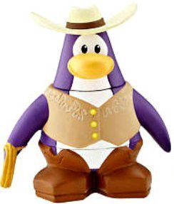 CLOSE OUT PRICING - Disney Club Penguin COWBOY 2