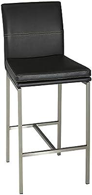 Black 30 Fashion Bed Group C1X160 Phoenix Metal Barstool