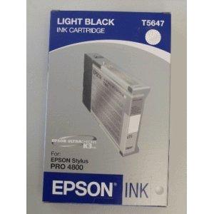 T605700 - 110ml Light Black Ink Cartridg