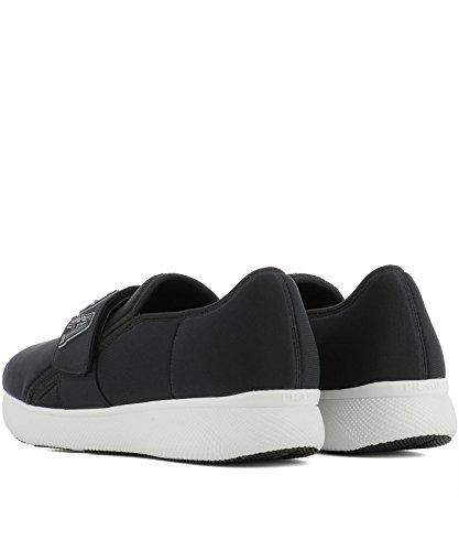 Prada Sneakers Donna 1S112I3I7PF0002 Tessuto Nero