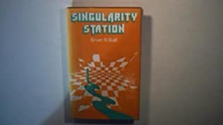 book cover of Singularity Station