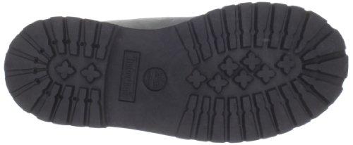Timberland 6in Prem WP, Unisex-Kinder Stiefel Grau
