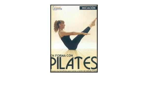 Amazon.com: En Forma Con Pilates INICIACION (Pal Format ...
