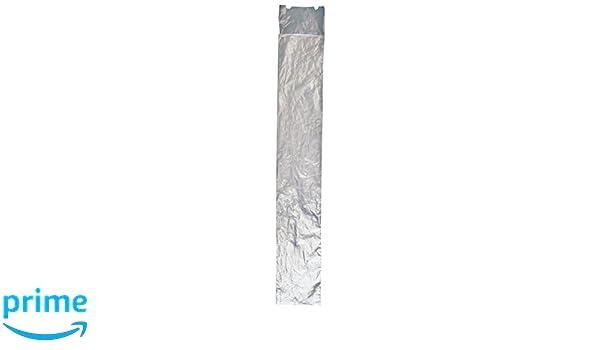 Covermas 2113001 - Pack de 2000 recambios de bolsas para enfundador de paraguas (moderno) transparente: Amazon.es: Bricolaje y herramientas