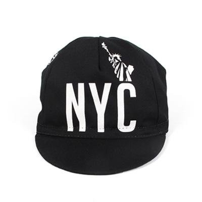 Giordana 2020 New York City Liberty Cycling Cap - GI-S3-COCA-TEAM-NYCL (New York City Black - One Size)