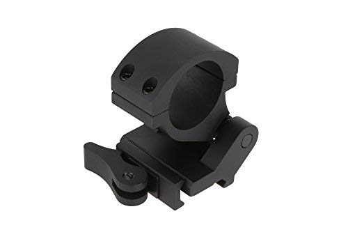 Primary Arms Quick Detachable Flip To Side Mount - Standard Height, (Black)