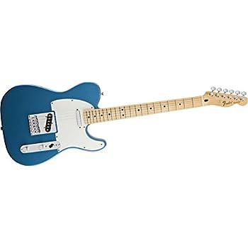 Fender Standard Telecaster, Maple Fretboard - Lake Placid Blue