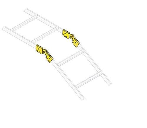 CL Series Adjustable Ladder End Splice Hardware