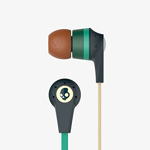 Skullcandy Ink'd 2.0 Micd | Explorer/Forest/Forest In Ear Headphones